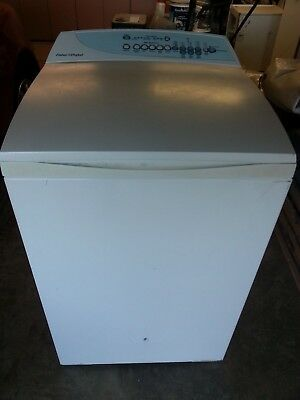 Fisher and Paykel washer and dryer