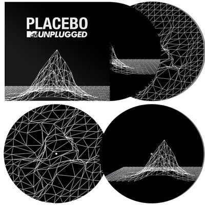 PLACEBO MTV Unplugged 2 x PICTURE DISC VINYL LP NEW & SEALED