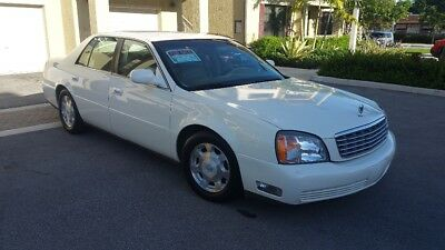 2002 Cadillac DeVille  great reliable car with only 96k miles