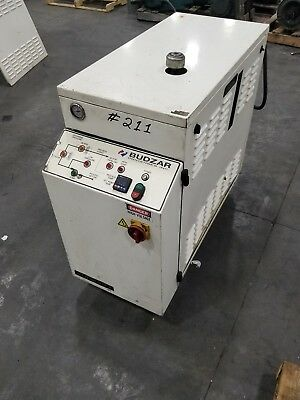 Budzar 18 KW Oil Heater Mold Temperature Controller Cooler Thermolator #3313SR