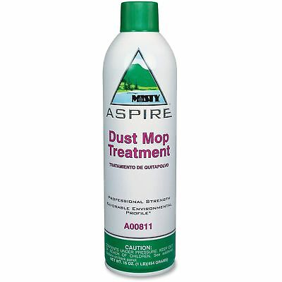 Misty Aspire Dust Mop Treatment Lemon Scent 20 oz. Aerosol Can 12/Carton 1038049