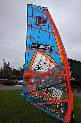 windsurf sail - Gaastra Manic 5m (2015) - Very good condition