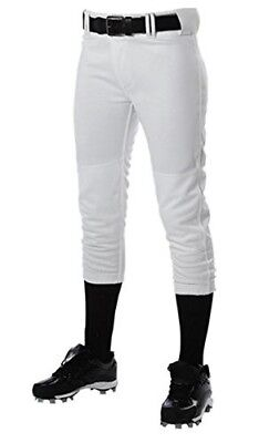 Alleson Athletic Women's Warp Knit Low Rise Softball Pants 100cm - 100cm W X