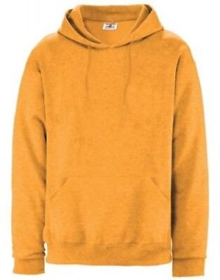 (Small, Gold) - Youth Kingston Pullover Hood. Teamwork. Free Delivery