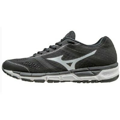 (8 C/D US, Black/White) - Mizuno Women's Synchro MX Softball Shoe