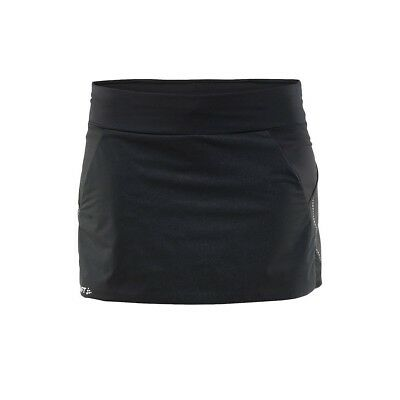 (X-Large, Black) - Craft Women's Cover Warm Skirt. Free Delivery