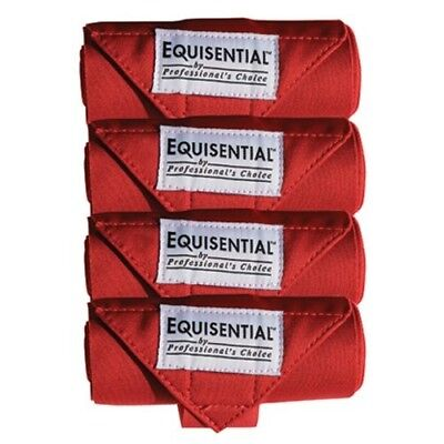 (Crimson Red) - Equisential by Professionals Choice Equine Standing Bandage