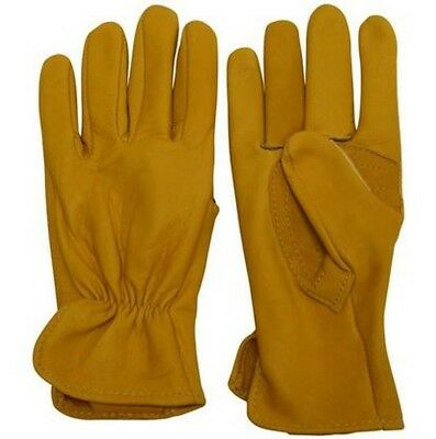 (11, Suede Leather) - Geier Glove Company Roper Glove. Brand New