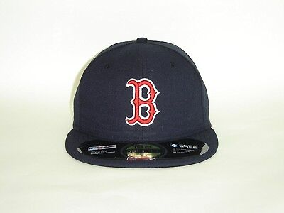 (8) - New Era Boston Red Sox MLB Authentic Collection 59FIFTY Cap Newera