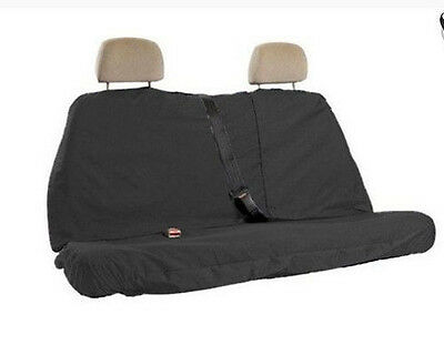 TOWN & COUNTRY Car Seat Cover Black - MFRBLK Multi Fit - Rear