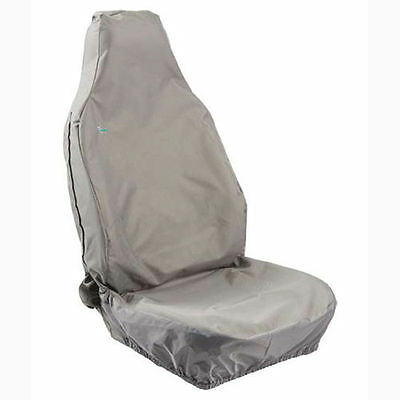 Town and Country 3D Seat Cover in Grey 3DFGRY Front Single