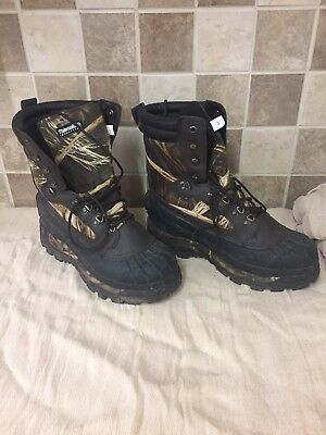 fishing boots size 9