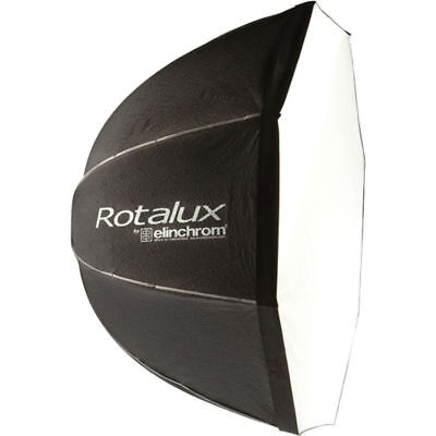 Elinchrom Rotalux 39-Inch Deep Throat Octagonal Softbox with 2 Diffusers