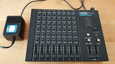 Boss BX-8 8 Channel Stereo MIxer