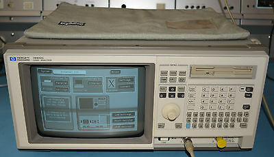 HP 1660CS Logik Analyzer mit 250MHz Oszilloskop