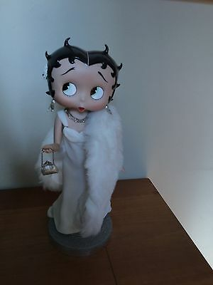 "Danbury Mint Betty Boop ""Irresistible"" Doll 12"""
