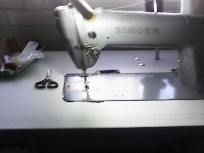 industrail sewing machine singer 281-I HIGH SPEED SELF OIL last chance  moving