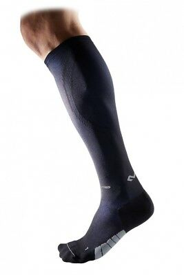 (X-Large, Black) - McDavid 10K Runner Socks. Free Shipping