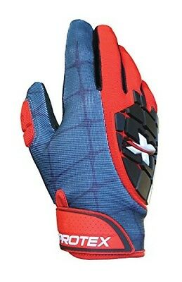 Xprotex 17 Hammr Batting Gloves, Red, Youth Small. Shipping is Free