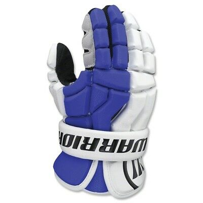 (30cm , Royal) - Warrior Hundy Lacrosse Glove. Shipping is Free
