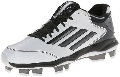 (6.5 B(M) US, White/Carbon/Black) - adidas Performance Women's PowerAlley 2