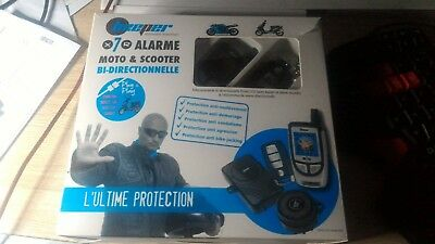 alarme Beeper X7R Alarme 2 Roues Bi Directionnelle