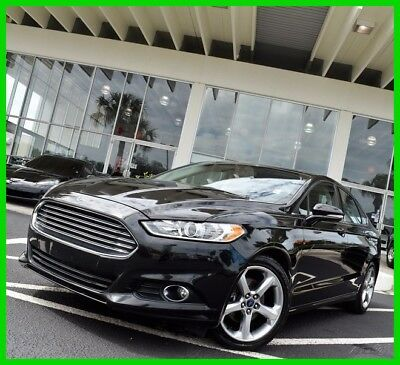 2013 Ford Fusion SE 2013 SE Used 2.5L I4 16V Automatic FWD Sedan LCD