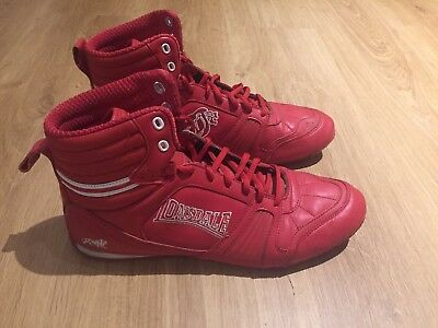 Lonsdale Boxing Gym Training Boots Shoes Size 11
