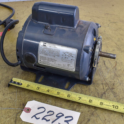 Electric Motor; 1/2 HP; Emerson (CTAM #2293)