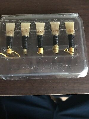 10 Shepard Bagpipe Reeds new and used