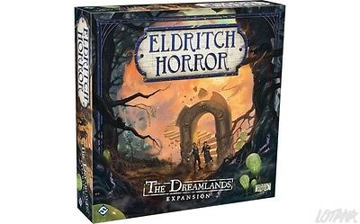 Eldritch Horror The Dreamlands english version FFG