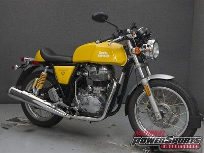 Royal Enfield CONTINNENTAL GT  2014 ROYAL ENFIELD CONTINNENTAL GT Used FREE SHIPPING OVER $5000