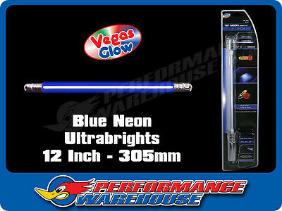 Vegas Glow Ultrabrights 12 Inch Neon Blue Pulses To Music Car Ute Boat