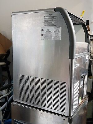 Scotsman EC 106 easy fit ice maker making machine up to 50kg of ice production