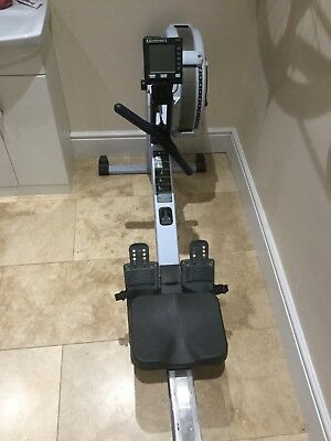 Concept 2 rower model D with PM 3 monitor.