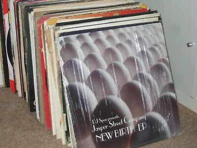 """130 x 12""""    House Music Vinyl Collection   90's- 2000's.   TOP TUNES!!"""