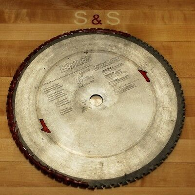 Porter & Cable 14103 72 Tooth Riptide Dry Metal Cutting Circular Saw Blade