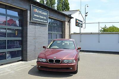 BMW E39 530d SE Automatic -One owner, 49,000 miles, FBMWSH.