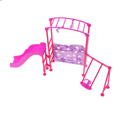 1/6 Playground Accessories for Barbie Kelly Dolls House Miniature Furniture P&T
