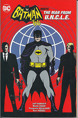 DC Batman '66 Meets the Man from Uncle - Vol. 1  - softcover -NEW