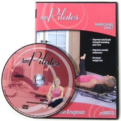 Stamina Level 2 Simply Cardio AeroPilates DVD. Best Price