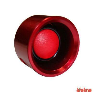 Lifeline Internal / External Waterproof Switch Alloy Bezel - Motorsport/Rally