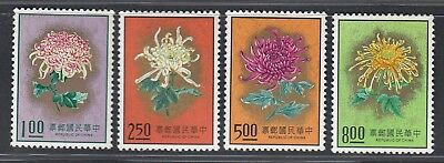 Taiwan 1974 - Mint never hinged stamps (MNH). Mi Nr.: 1037-1040....... A7473