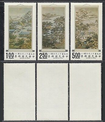 Taiwan 1966  - Used stamps. Mi nr. 599-602........................A7498