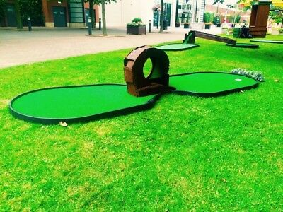 Crazy Golf / Mini golf hire Business For Sale - great business opportunity