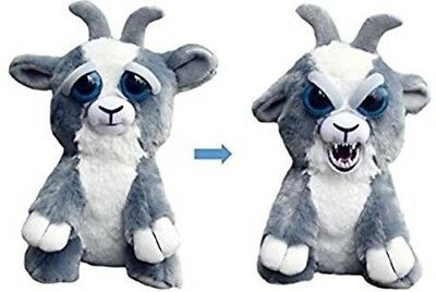 Fiesty Pet Stuffed Goat Junkyard Jeffrey