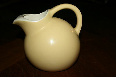 Vintage Ball Pitcher with Ice Lip T.C. Green & Company Church Gresley England