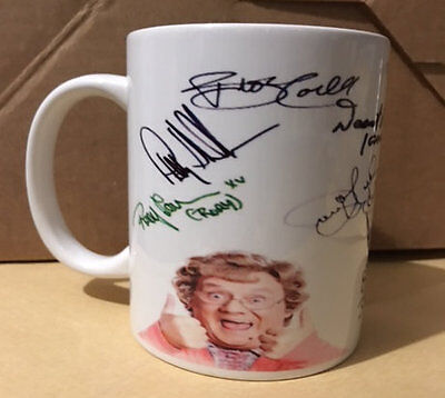 Mrs Browns Boys Autograph Signed coffee tea mug /gift present novelty /fan