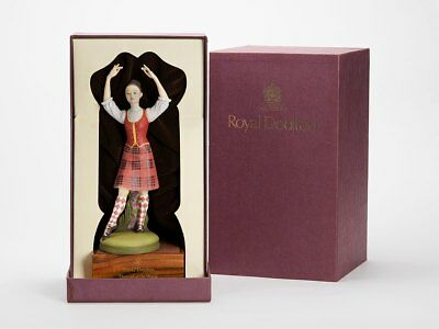 Royal Doulton Scottish Dancer Figurine 1978