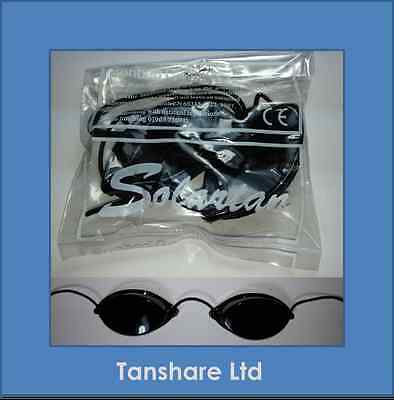 Sunbed Goggles - 25 New Sealed Pairs